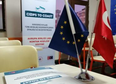 """Eu-Turkey Coops to Coast"", tranings completed with success"