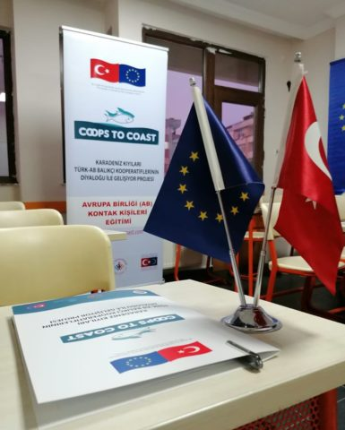 """""""Eu-Turkey Coops to Coast"""", tranings completed with success"""